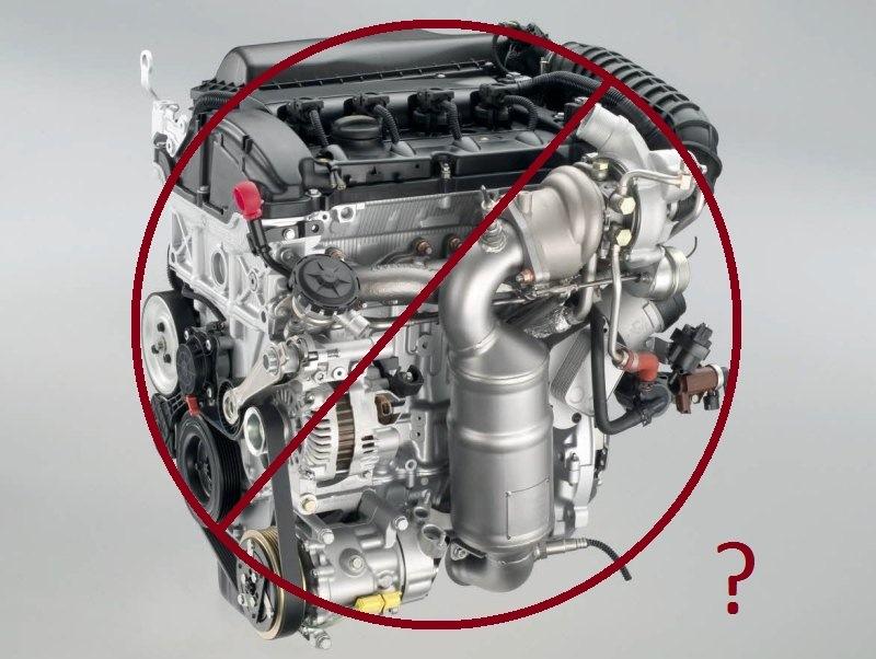 Silnik 1.6 THP